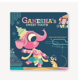 Ganesha's Sweet Tooth Board Book