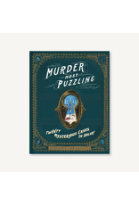 Raincoast Books Murder Most Puzzling Twenty Mysterious Cases to Solve