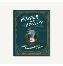 Murder Most Puzzling Twenty Mysterious Cases to Solve