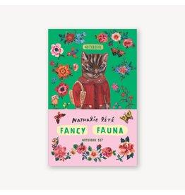 Raincoast Books Fancy Fauna Notebook Set