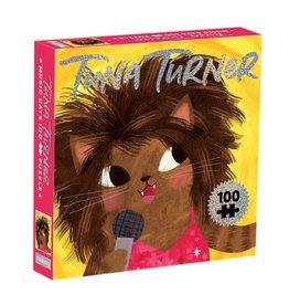 Mudpuppy Tuna Turner Music Cats 100 Piece Puzzle