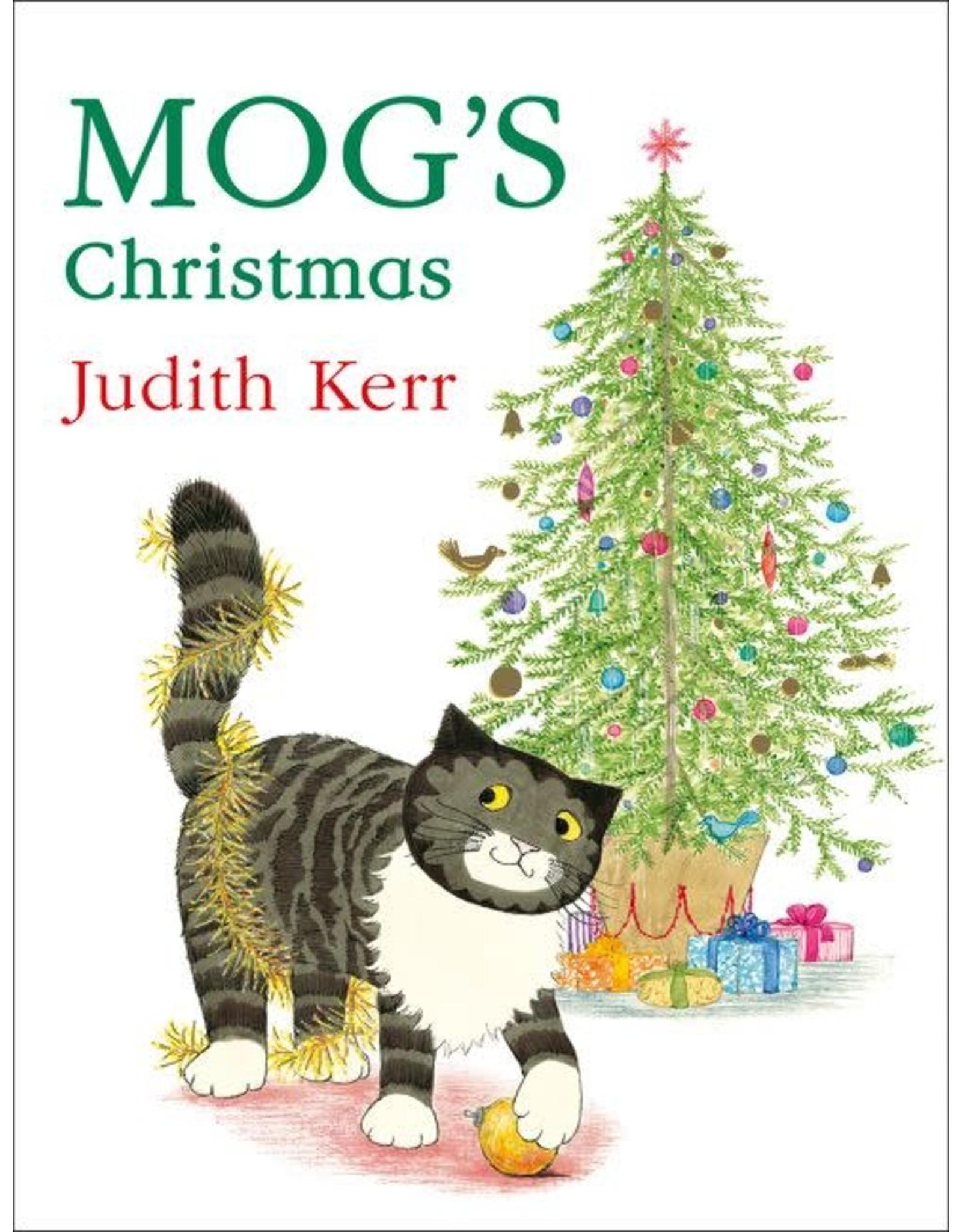 Harper Collins Mog's Christmas