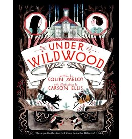 Harper Collins Under Wildwood Paper Back
