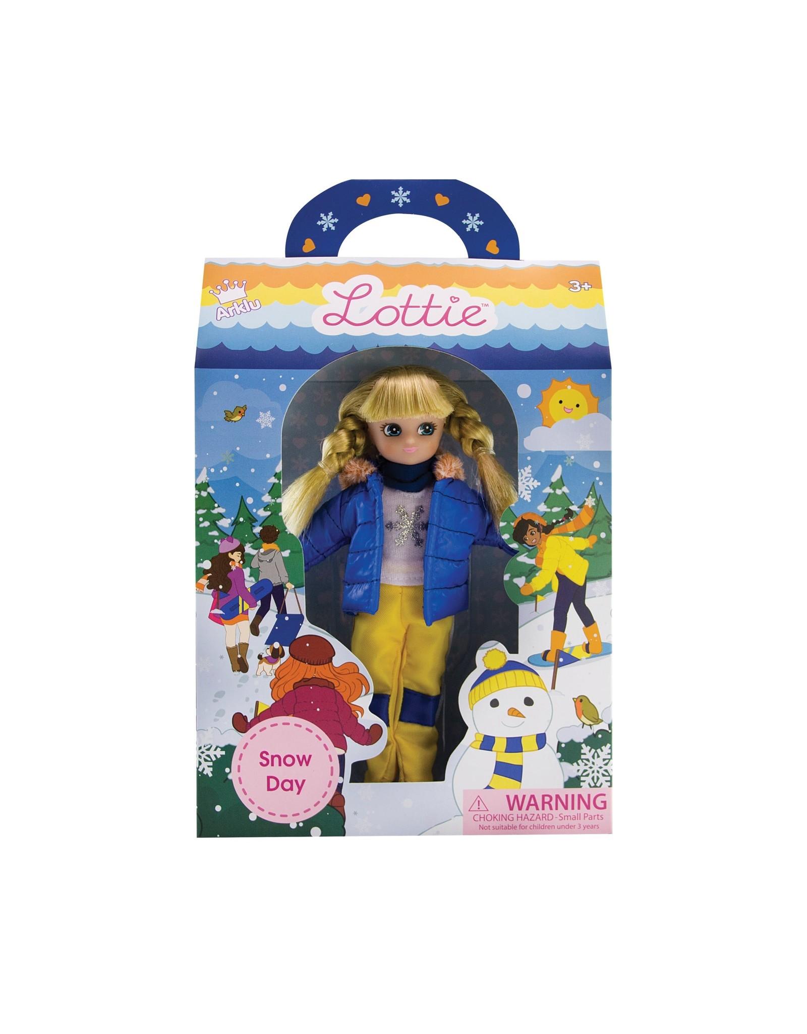 Lottie Dolls Snow Day - Lottie Dolls