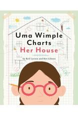 Penguin Random House Uma Wimple Charts Her House