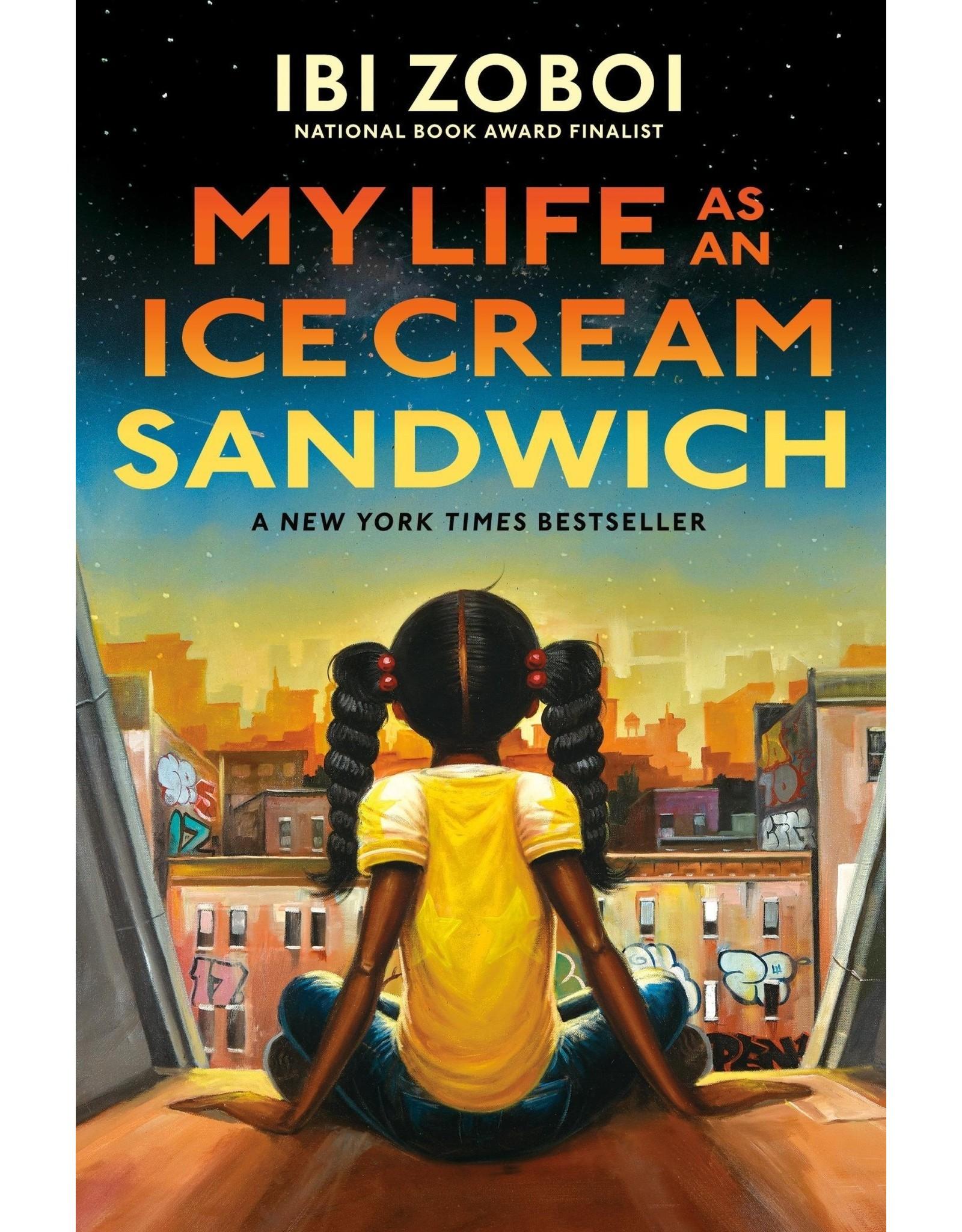 Penguin Random House My Life as an Ice Cream Sandwich