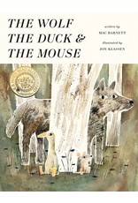 Penguin Random House The Wolf, the Duck, and the Mouse