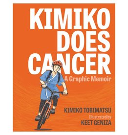 Arsenal Pulp Press Kimiko Does Cancer: A Graphic Memoir Paper Back