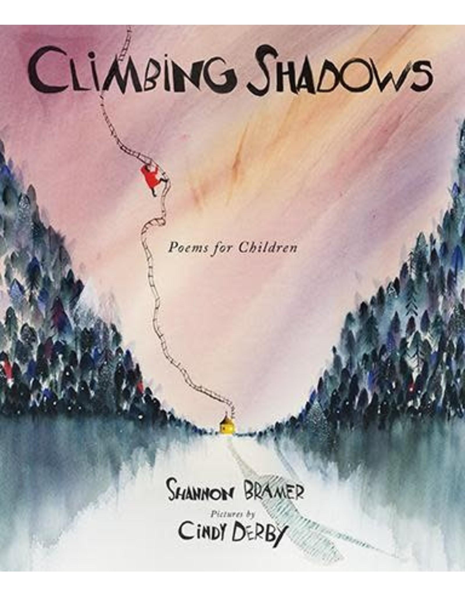 Groundwood Climbing Shadows