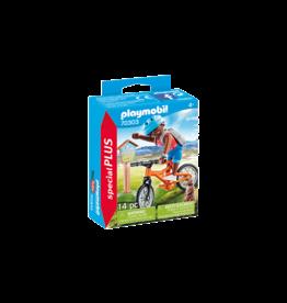 Playmobil Playmobil Special Plus 70303 Mountain Biker