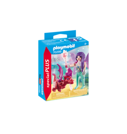 Playmobil Playmobil Special Plus 70299 Fairy with Baby Dragon