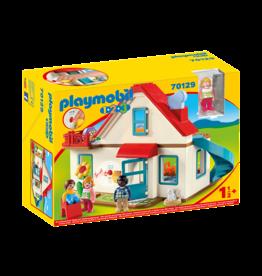 Playmobil Playmobil 1.2.3. 70129 Family Home