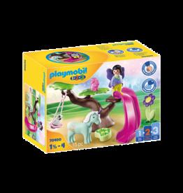 Playmobil Playmobil 1.2.3. 70400 Fairy Playground