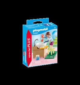 Playmobil Playmobil Special Plus 70301 Children's Morning Routine