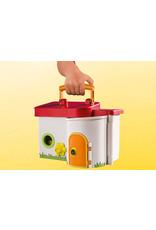 Playmobil Playmobil 1.2.3. 70399 My Take Along Pre-school