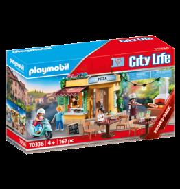 Playmobil Playmobil City 70336 Pizzeria