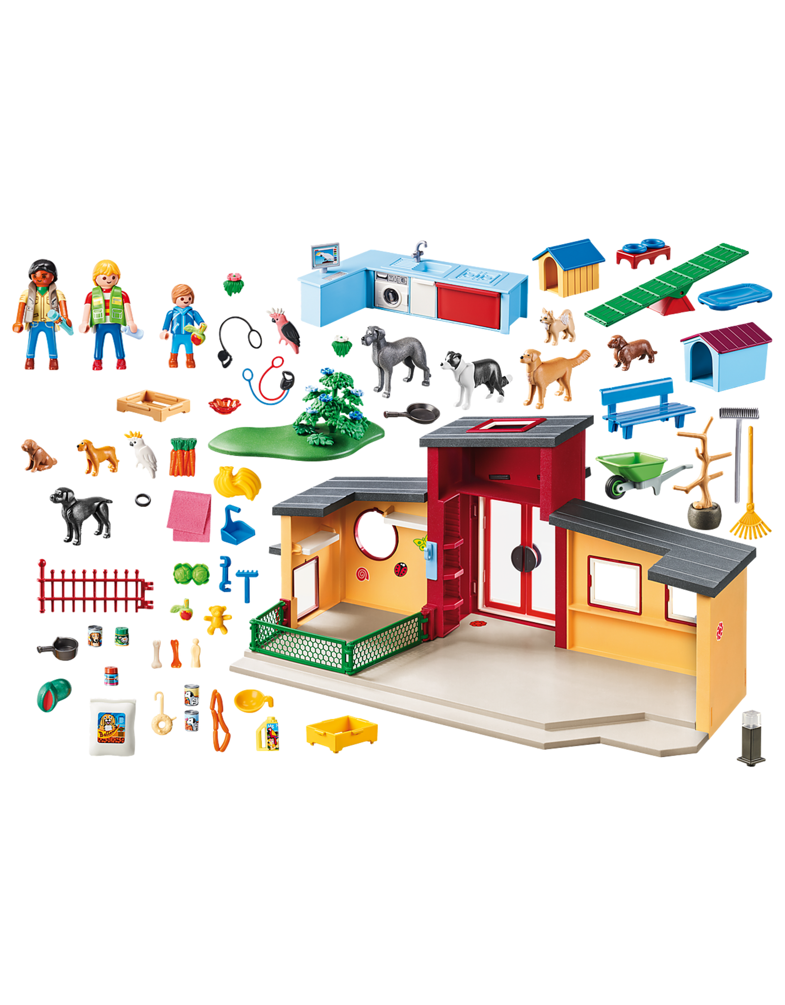 Playmobil Playmobil City Life 9275 Tiny Paws Pet Hotel