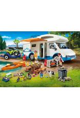 Playmobil Playmobil Family Fun 9318 - Camping Adventure