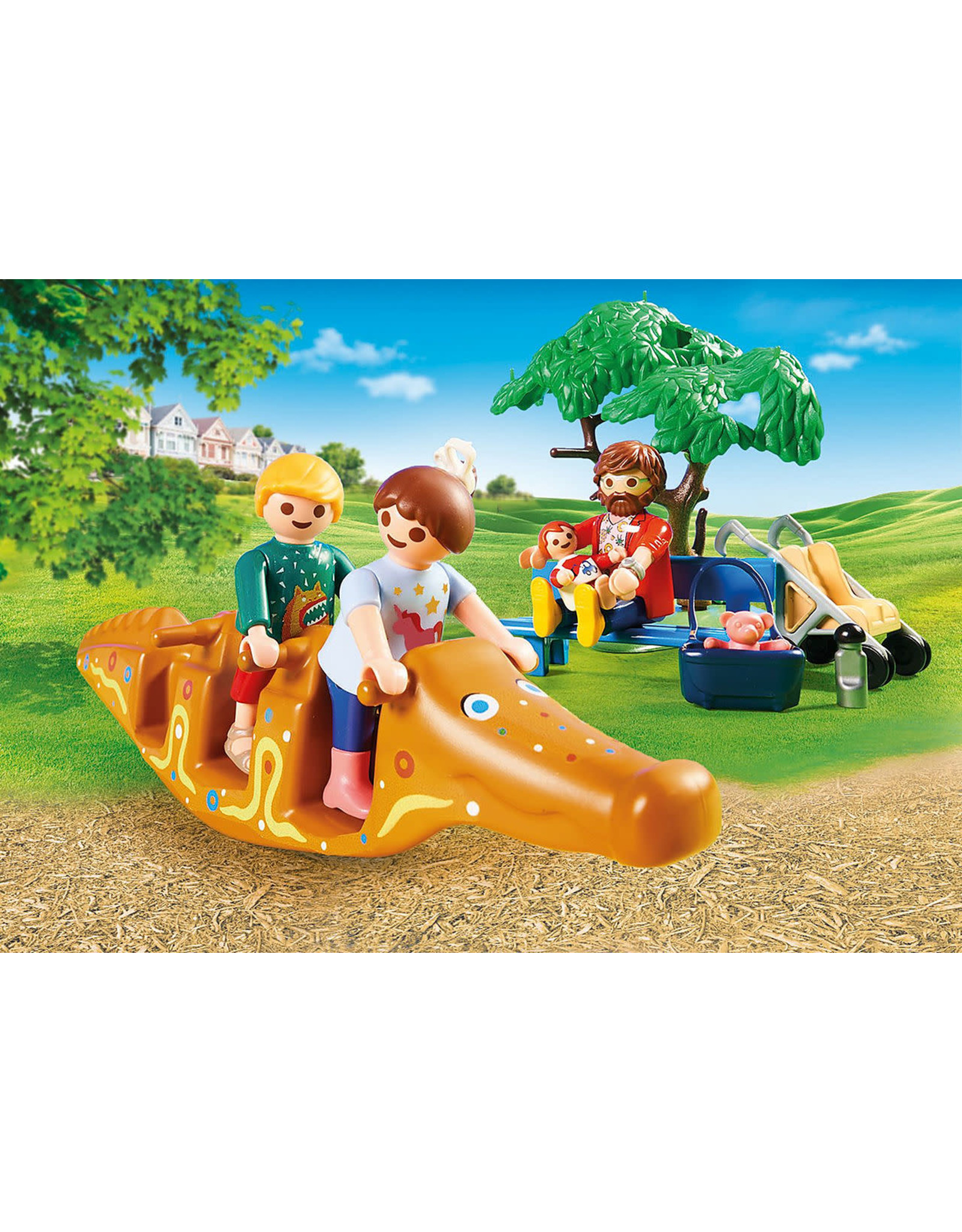Playmobil Playmobil Citylife 70281 Adventure Playground