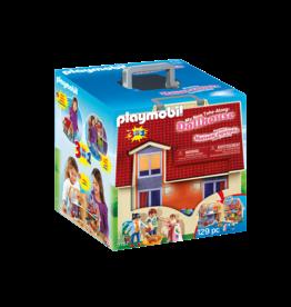Playmobil Dollhouse 5167 Take Along Modern Doll House
