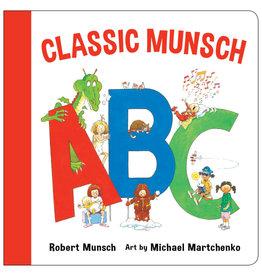 Annick Press Classic Munsch Abc