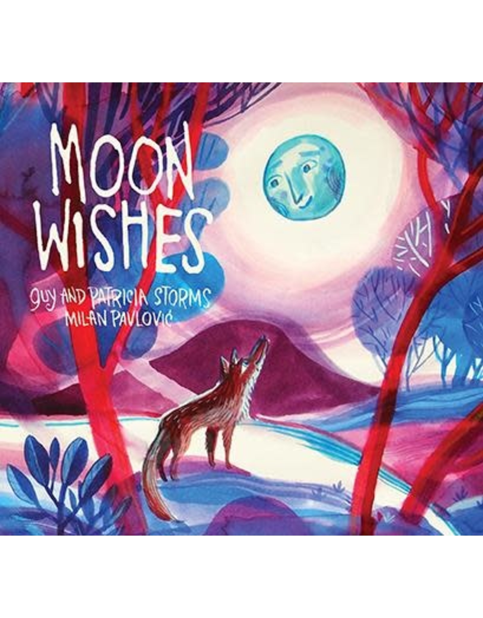 Groundwood Moon Wishes