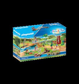 Playmobil Playmobil 70342 Petting Zoo