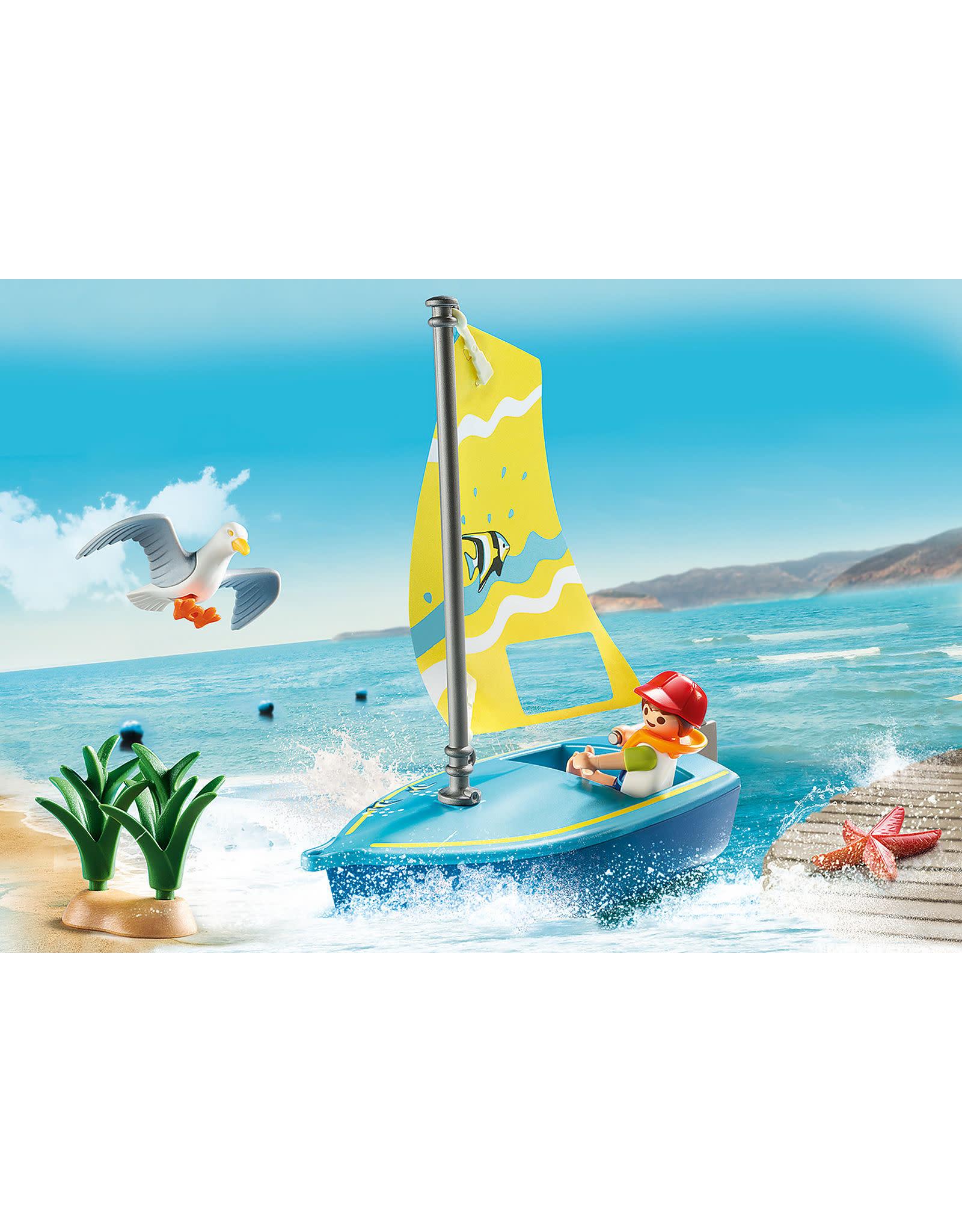 Playmobil Playmobil 70438 Sailboat