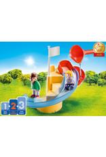 Playmobil Playmobil 1.2.3. 70270 Water Slide