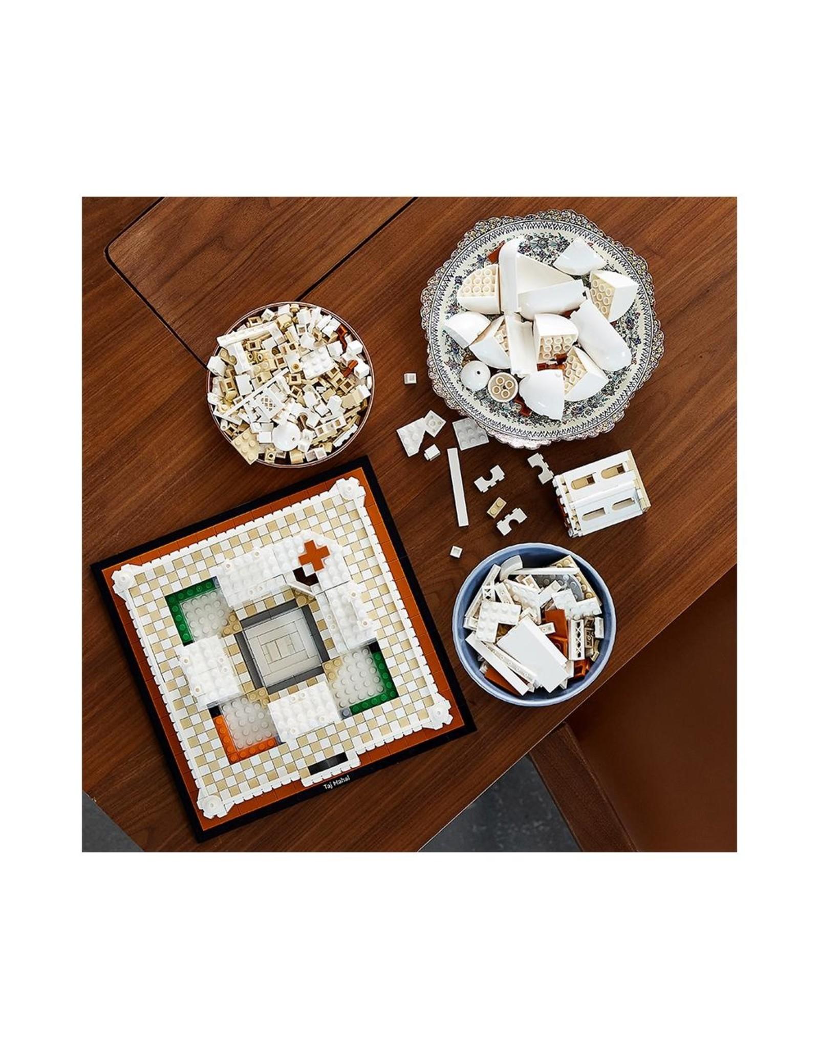 LEGO Architecture - 21056 - Taj Mahal