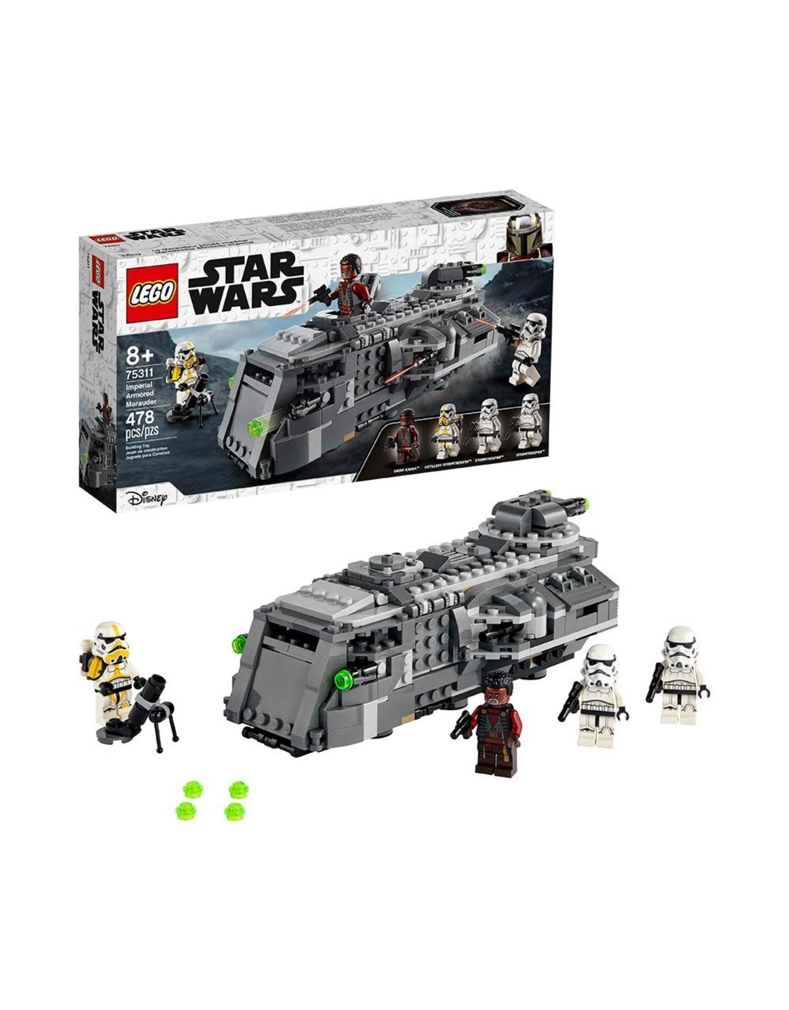 LEGO Star Wars 75311 Imperial Armored Marauder