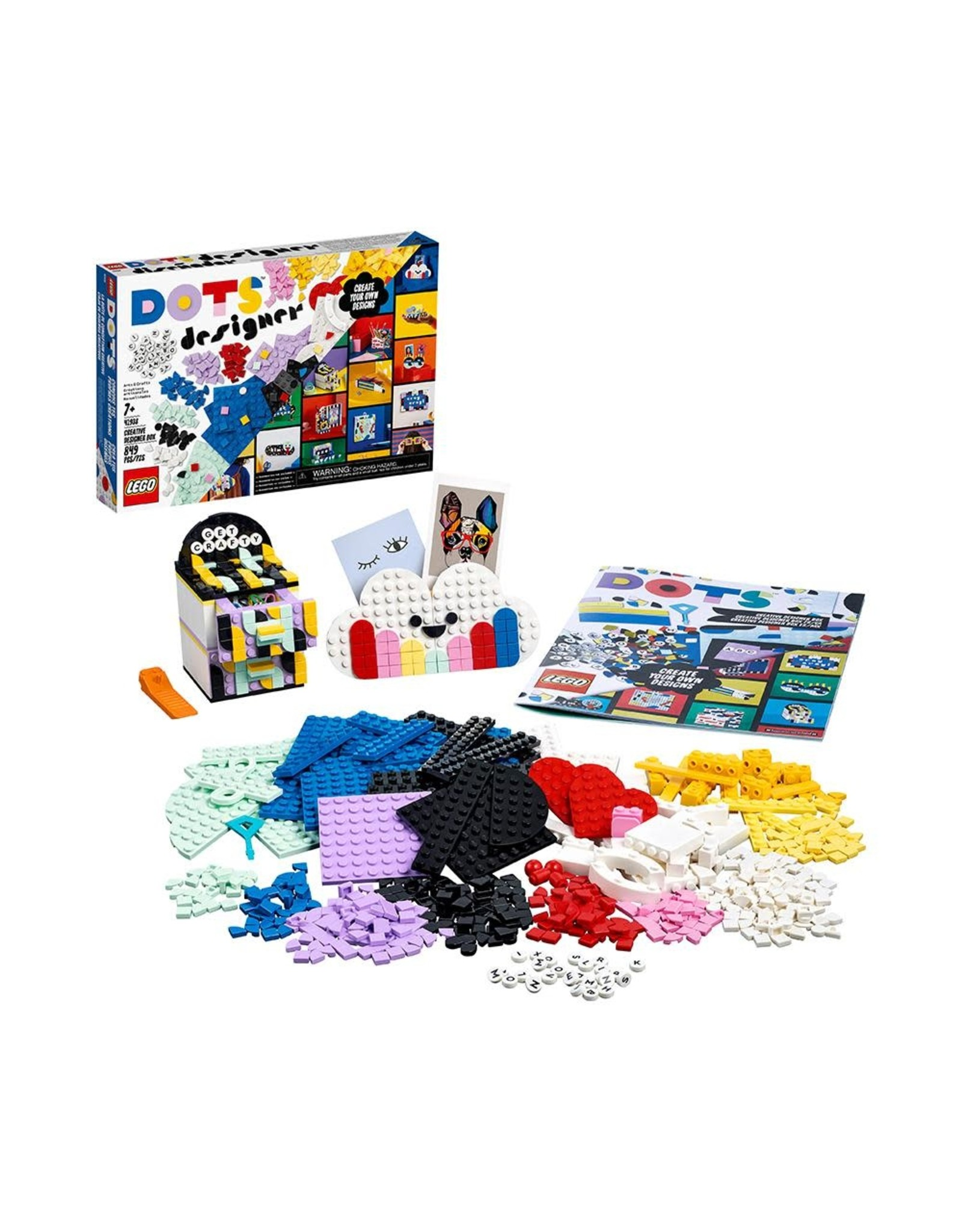 LEGO Dots - 41938 Creative Designer Box