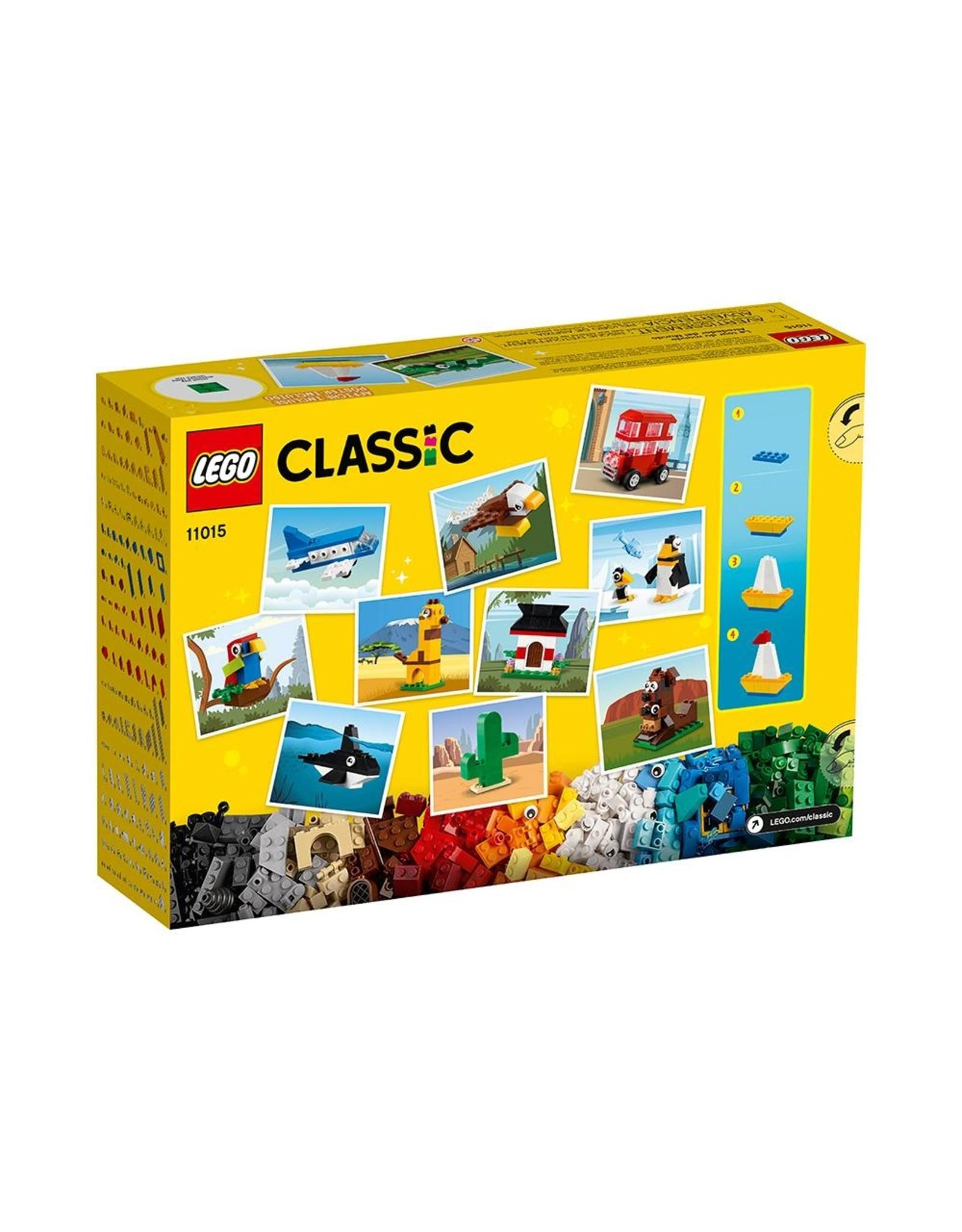 LEGO Lego Classic 11015 Around the World