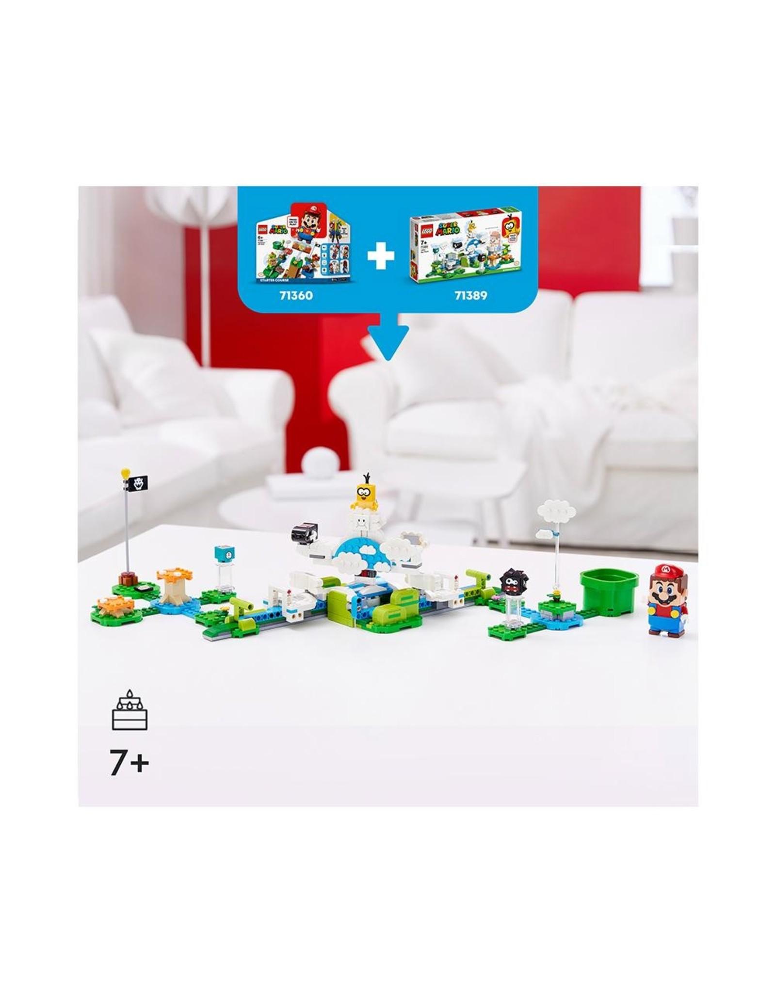LEGO Super Mario - 71389 Kakitu Sky World Expansion Set