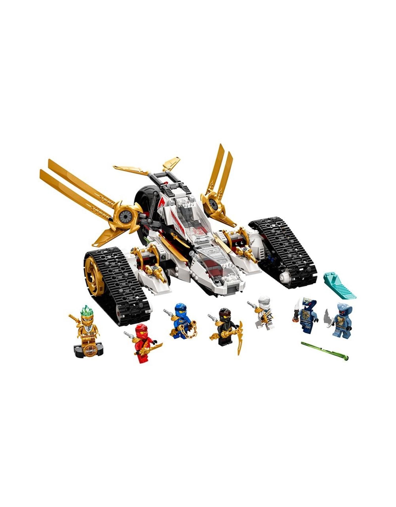 LEGO Ninjago  71739 Ultra Sonic Raider
