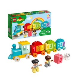 LEGO Duplo 10954 Number Train Learn to Count