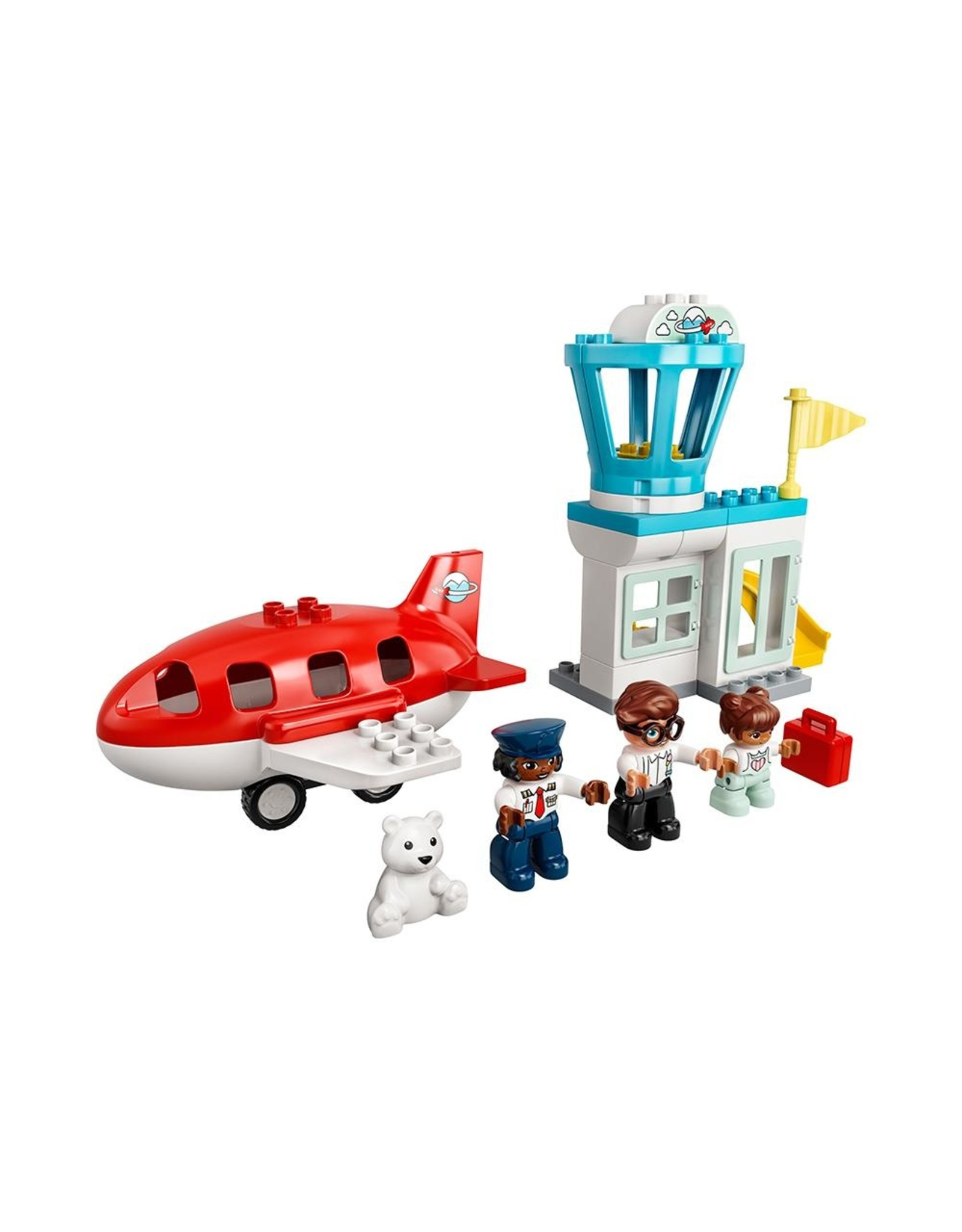 LEGO Duplo Town 10961 Airplane & Airport
