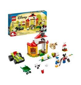 LEGO Disney 10775 Mickey Mouse & Donald Duck's Farm