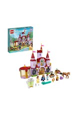 LEGO Disney Princess 43196 Belle and the Beast's Castle