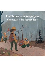 Chronicle Books Fox And The Forest Fire