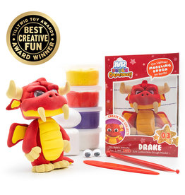 Scentco Air Dough Collectibles- Drake Dragon