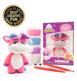 Scentco Air Dough Collectibles- Cornelia Unicorn
