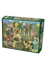 Cobble Hill Puzzles Cactus Garden 1000Pc Puzzle