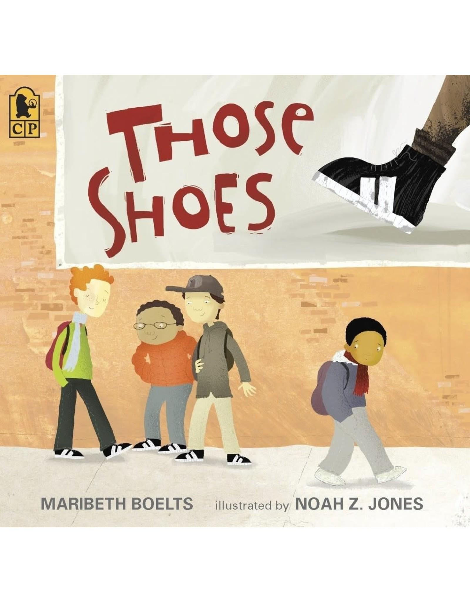 Penguin Random House Those Shoes