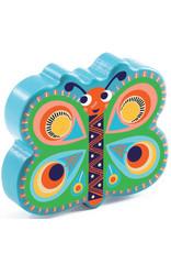 Djeco Butterfly Maracas