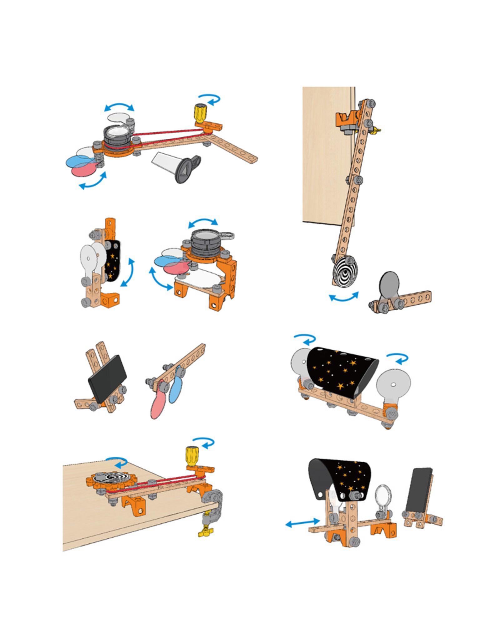 Hape Junior Inventor Optical Science Lab