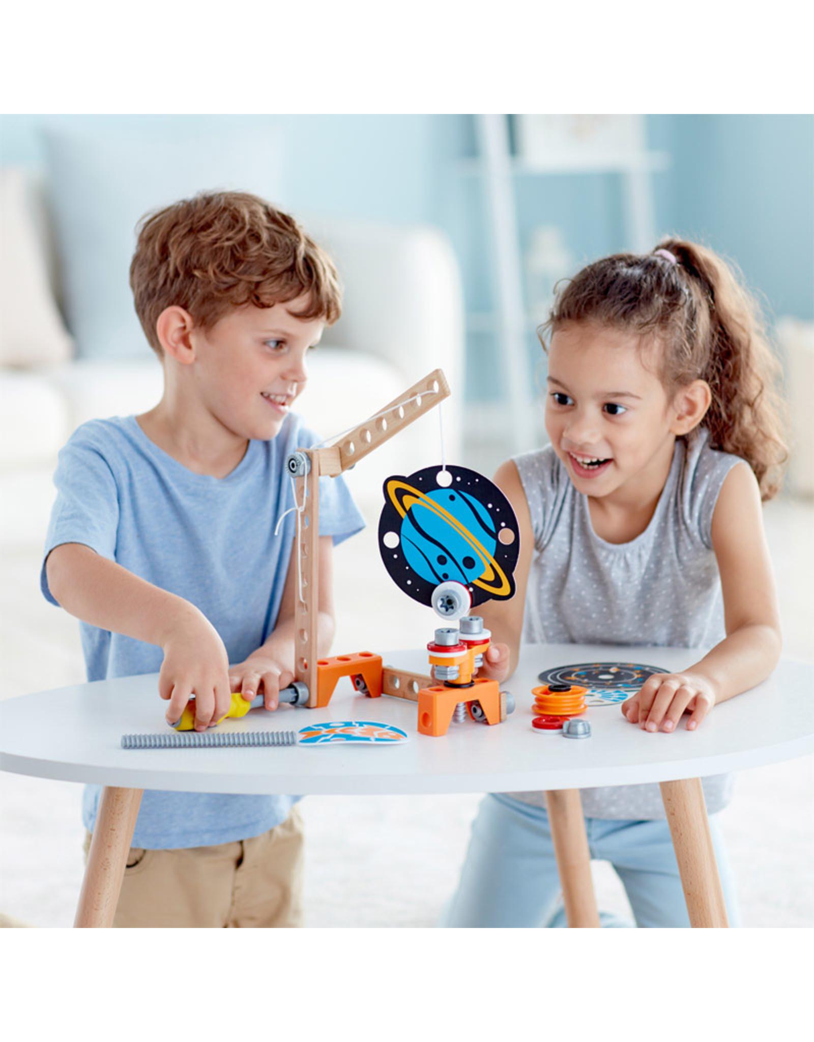 Hape Magnet Science Lab Junior Inventor