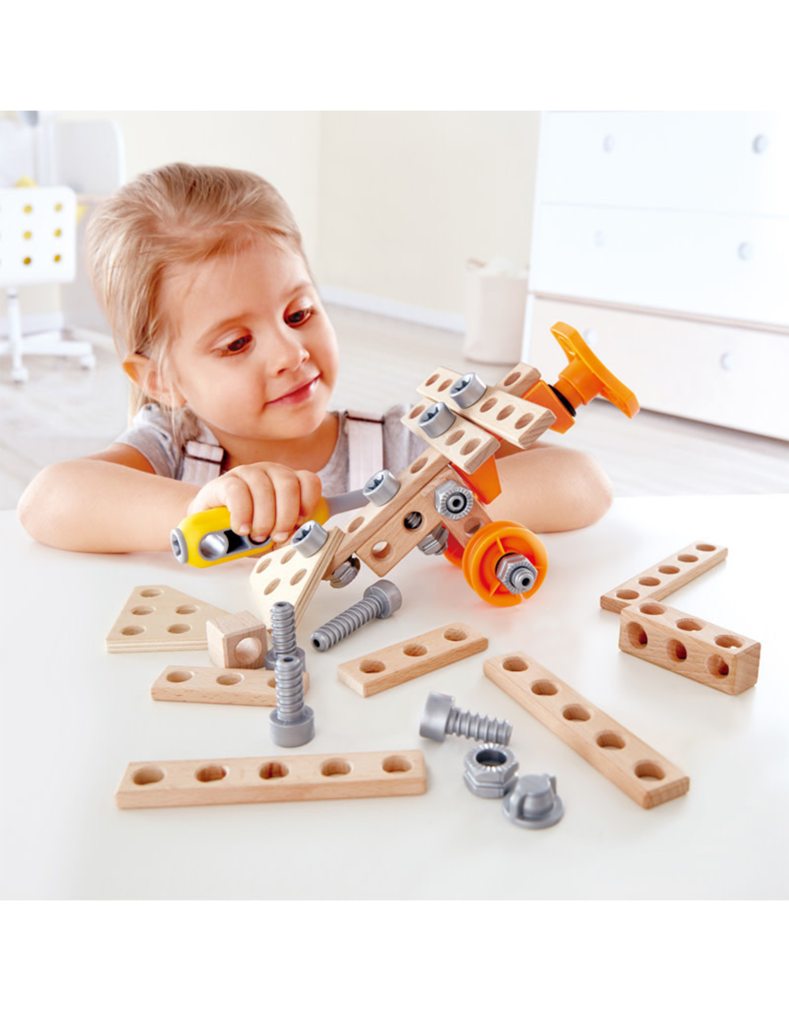 Hape Experiment Starter Kit Junior Inventor