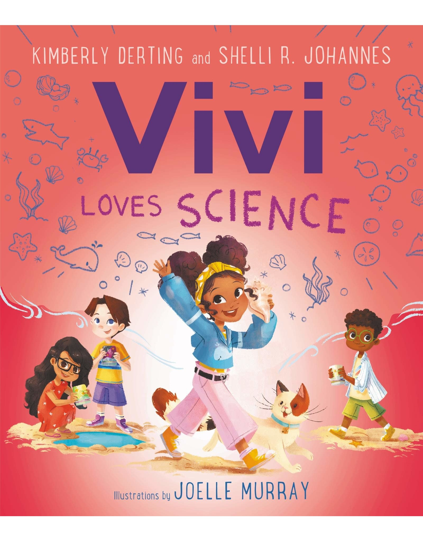 Harper Collins Vivi Loves Science