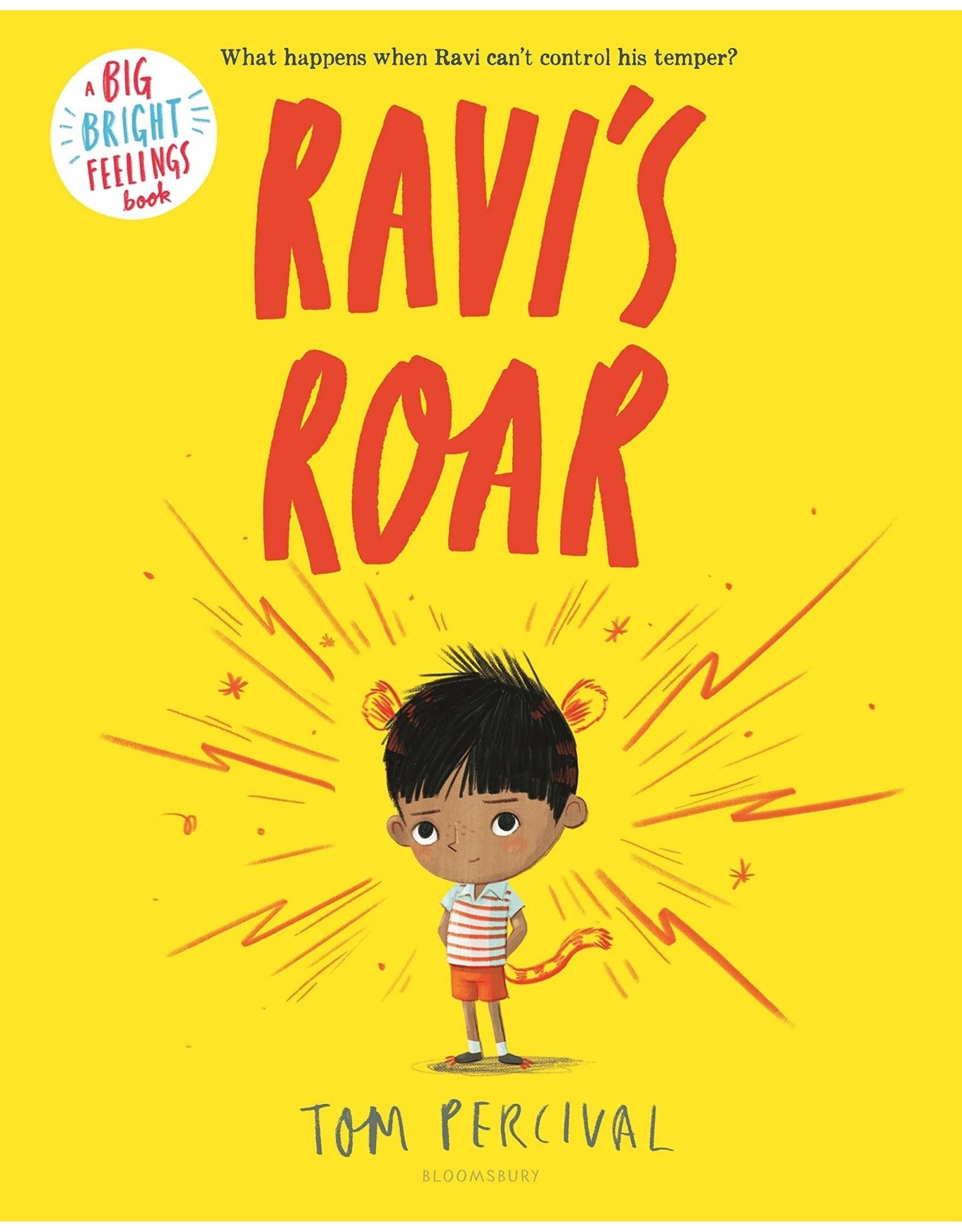 Ravi's Roar Paperback